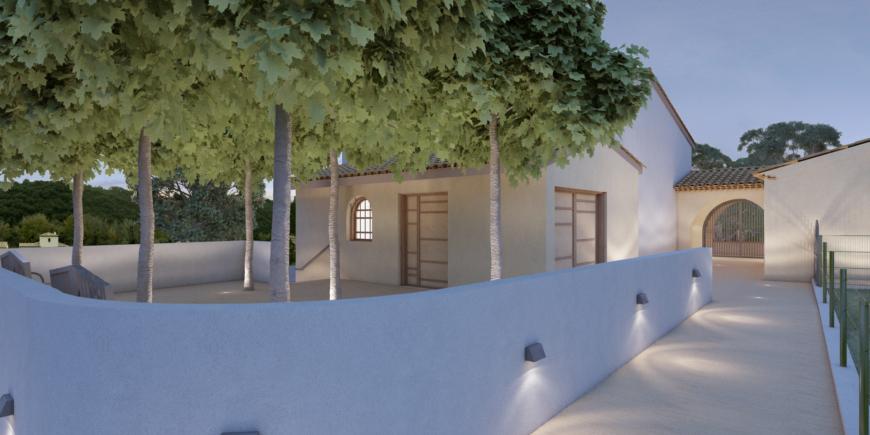 Choix d'un architecte pour la création de l'école