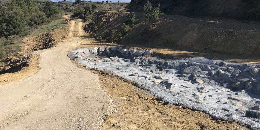 Mise en conformité réglementaire du barrage de Fajac le Haut